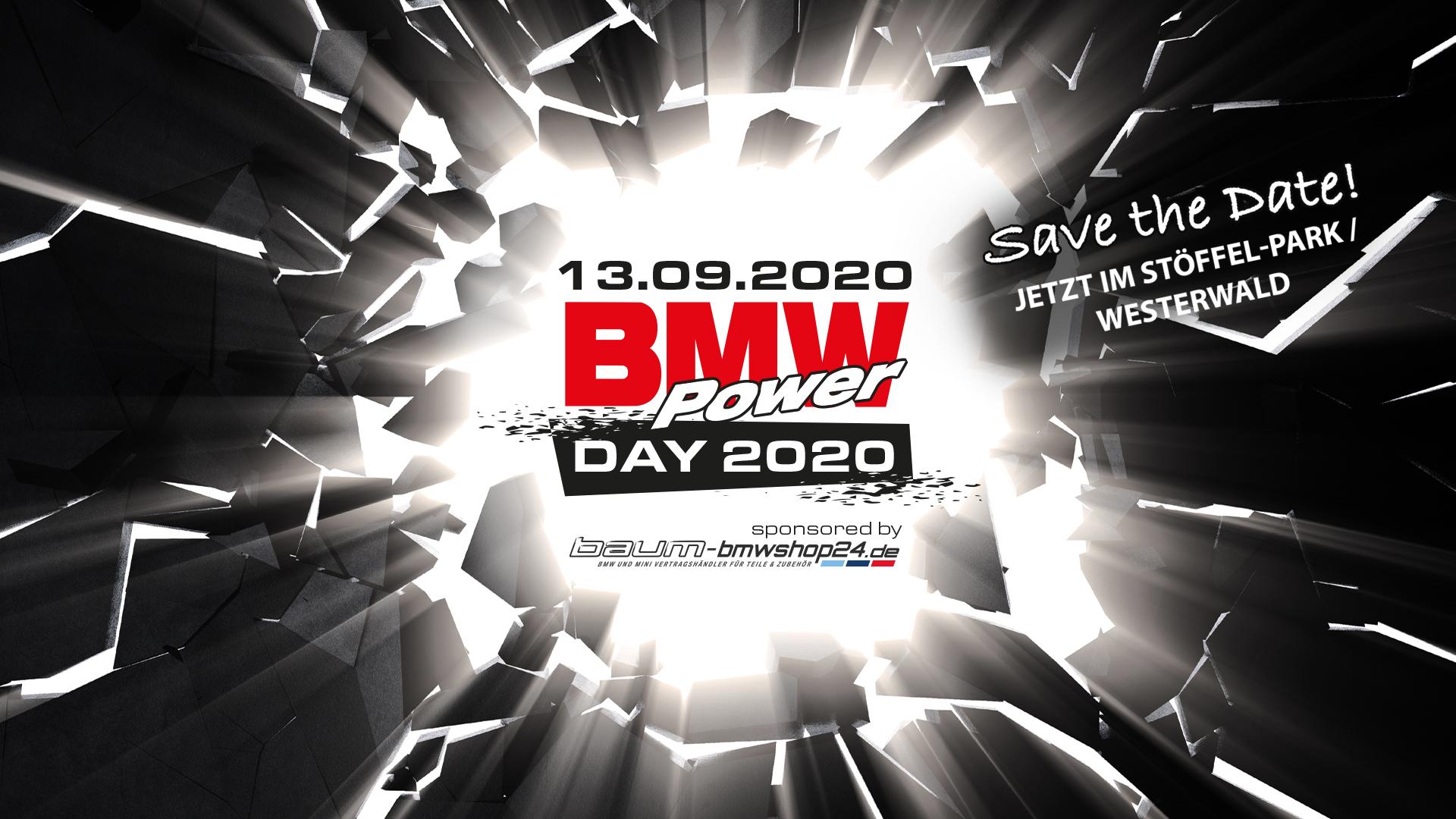 BMW POWER DAY
